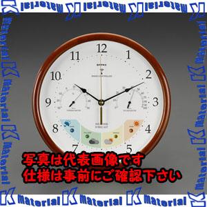 【P】【代引不可】【個人宅配送不可】ESCO(エスコ) φ270mm 掛時計 EA798CN-10[ESC113802]