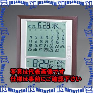 【代引不可】【個人宅配送不可】ESCO(エスコ) 286x290x 25mm 掛・置兼用時計 EA798CS-2[ESC113595]
