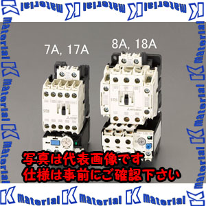 【P】【代引不可】【個人宅配送不可】ESCO(エスコ) 電磁開閉器 EA940MV-18A[ESC113821]
