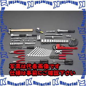 【P】【代引不可】【個人宅配送不可】ESCO(エスコ) [103個組] 機械修理用工具セット EA18[ESC000004]