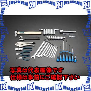 【代引不可】【個人宅配送不可】ESCO(エスコ) [44個組] 工具セット EA65[ESC000014]