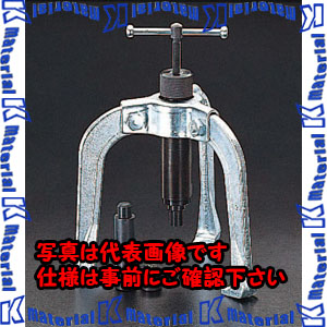 【代引不可】【個人宅配送不可】ESCO(エスコ) 150mm 油圧式オートグリッププーラー EA500BL-150[ESC018067]
