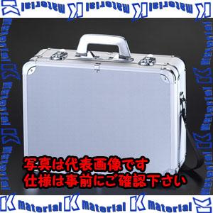 【代引不可】【個人宅配送不可】ESCO(エスコ) 430x140x300mm 工具箱(アルミ製) EA502MD-10[ESC018214]