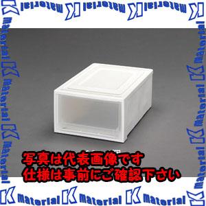 【代引不可】【個人宅配送不可】ESCO(エスコ) 390x530x 230mm 引出し式収納ケース(4個) EA506L-66[ESC018844]