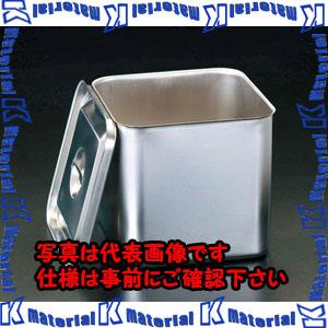 【代引不可】【個人宅配送不可】ESCO(エスコ) 165x165x235mm 深型BOX(ステンレス製) EA508SC-15[ESC019488]