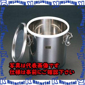 【P】【代引不可】【個人宅配送不可】ESCO(エスコ) 20L 密閉容器(ステンレス製) EA508SC-33[ESC019496]