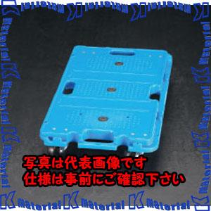 【P】【代引不可】【個人宅配送不可】ESCO(エスコ) 390x680mm/120kg ドーリー(連結型/PP製) EA520AB-5[ESC020192]