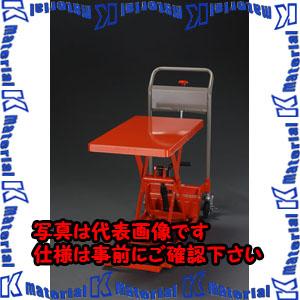 ESCO(エスコ)600x900mm/400kgテーブルリフト(低床式)EA520XA-43A