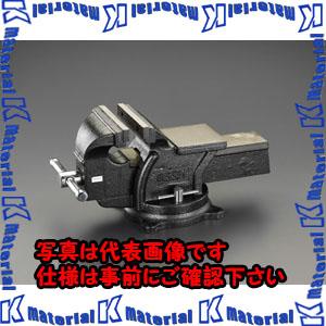 【P】【代引不可】【個人宅配送不可】ESCO(エスコ) 152mm ベンチバイス(回転台付) EA525BJ-2[ESC021357]