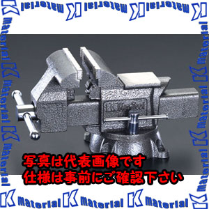 【P】【代引不可】【個人宅配送不可】ESCO(エスコ) 140mm/0-170mm ワークショップバイス EA525K-140[ESC021409]