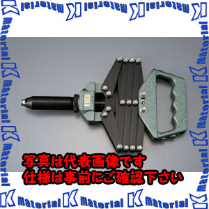 【P】【代引不可】【個人宅配送不可】ESCO(エスコ) 3.2-6.4mm ハンドリベット EA527KC[ESC021952]
