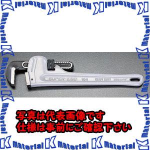 【P】【代引不可】【個人宅配送不可】ESCO(エスコ) 140mm/900mm パイプレンチ(アルミ合金) EA546A-900[ESC024363]