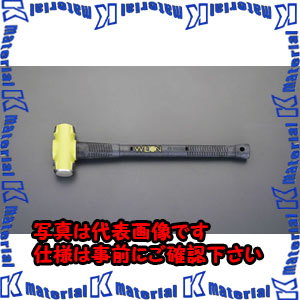 【代引不可】【個人宅配送不可】ESCO(エスコ) 3.6kgx660mm 大ハンマー EA575B-2A[ESC028063]