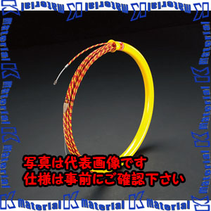 【代引不可】【個人宅配送不可】ESCO(エスコ) 7.0mm x30m フィッシュテープ(ナイロン製) EA597BG-11[ESC031308]