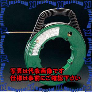 【代引不可】【個人宅配送不可】ESCO(エスコ) 4.4mmx30m フィッシュテープ(ファイバーグラス製) EA597GG-30[ESC031387]