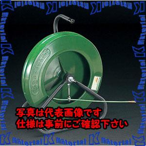 【P】【代引不可】【個人宅配送不可】ESCO(エスコ) 4.8mmx76m フィッシュテープ(ファイバーグラス製) EA597GG-76[ESC031390]