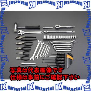 【代引不可】【個人宅配送不可】ESCO(エスコ) [52個組] 整備用工具セット EA612S-3[ESC033615]