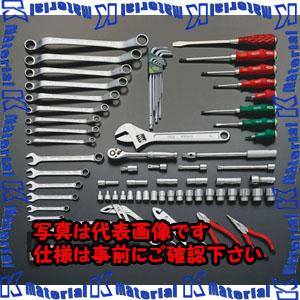 【代引不可】【個人宅配送不可】ESCO(エスコ) [72個組] 工具セット EA612SC-49[ESC033674]