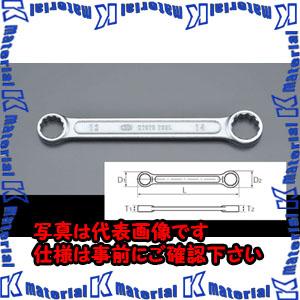 代引不可 正規取扱店 個人宅配送不可 ESCO エスコ 17x19mm EA616DB-5 ストレート ショート ESC035481 新入荷 流行 両口めがねレンチ