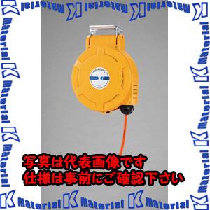 【P】【代引不可】【個人宅配送不可】ESCO(エスコ) 10mmx13m エアーホースリール(自動巻取) EA124BK-10[ESC002737]