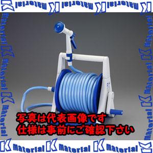 【代引不可】【個人宅配送不可】ESCO(エスコ) 12/16mmx50m 散水ホースリール EA124KA-2A[ESC002987]