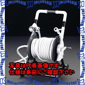 【代引不可】【個人宅配送不可】ESCO(エスコ) 15/19mmx30m 散水ホースリール EA124KA-3[ESC002988]