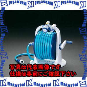 【代引不可】【個人宅配送不可】ESCO(エスコ) 15/20mmx20m 散水ホースリール EA124KC-3A[ESC002996]