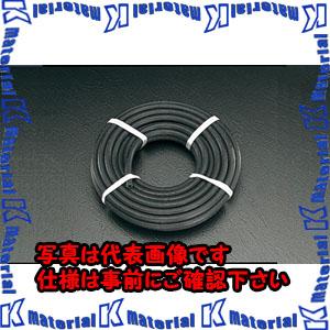 【代引不可】【個人宅配送不可】ESCO(エスコ) 25.0/36.5mmx20m エアーホース(黒/ゴム製) EA125AG-20[ESC003260]