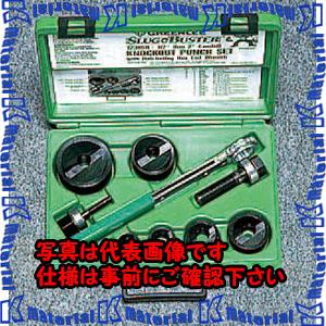 【P】【代引不可】【個人宅配送不可】ESCO(エスコ) 22.5-61.5mm パンチセット(ラチェットハンドル付) EA620GC[ESC040658]