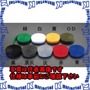 【P】【代引不可】【個人宅配送不可】ESCO(エスコ) 38x1.7mmx50m テープ・平織(PP製・赤) EA628PT-142[ESC041332]