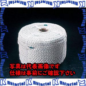 【代引不可】【個人宅配送不可】ESCO(エスコ) 16mmx100m ナイロンクロスロープ(八つ打ち) EA628TC-162[ESC041840]