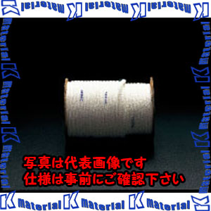 【P】【代引不可】【個人宅配送不可】ESCO(エスコ) 10.0mm x80m ビニロンロープ(金剛打ち) EA628XD-10[ESC042064]