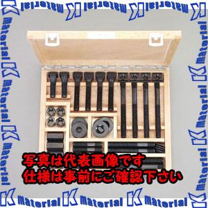 【代引不可】【個人宅配送不可】ESCO(エスコ) M16/呼16 Tスロットボルトセット EA637F-16B[ESC042545]