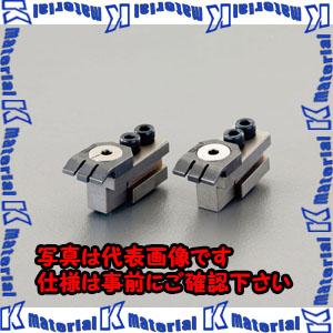 【P】【代引不可】【個人宅配送不可】ESCO(エスコ) 呼12/48x18mm フラットクランプ(2個) EA637J-12[ESC042842]