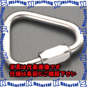 【代引不可】【個人宅配送不可】ESCO(エスコ) 61.0x106 x16.0mm クイックリング(ステンレス製) EA638HH-13[ESC043804]