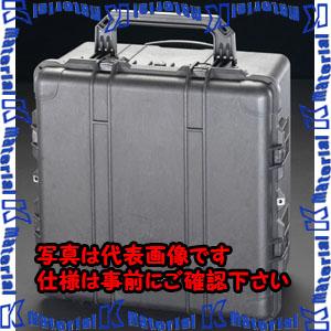 【P】【代引不可】【個人宅配送不可】ESCO(エスコ) 609x609x353mm/内寸 万能防水ケース(黒) EA657-164[ESC046253]