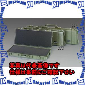 【代引不可】【個人宅配送不可】ESCO(エスコ) 908x343x133mm/内寸 万能防水ケース(OD) EA657-270[ESC046276]