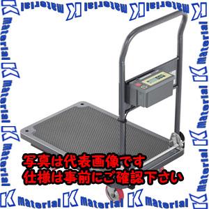 【P】【代引不可】【個人宅配送不可】ESCO(エスコ) 100kg(0.2kg) カート式・はかり EA715AG-11[ESC048559]
