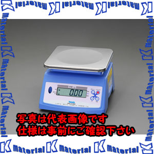 【P】【代引不可】【個人宅配送不可】ESCO(エスコ) 5.0kg( 5g) 防水デジタルはかり EA715AK-31[ESC048580]