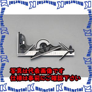 【P】【代引不可】【個人宅配送不可】ESCO(エスコ) 300mm コンビネーションスクエアー EA719AG-300[ESC048768]