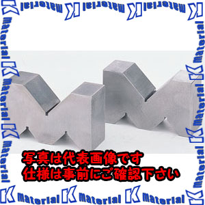 【代引不可】【個人宅配送不可】ESCO(エスコ) 175x107x 62mm Vブロック(A型・機械仕上) EA719DD-6[ESC048841]