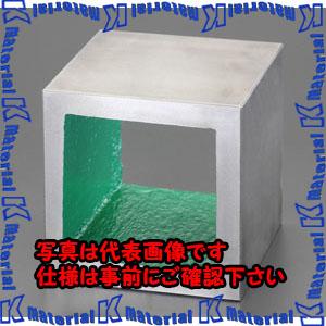 【P】【代引不可】【個人宅配送不可】ESCO(エスコ) 200x200x200mm 箱型ブロック(機械仕上) EA719DF-4[ESC048864]