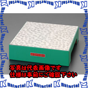 【P】【代引不可】【個人宅配送不可】ESCO(エスコ) 450x 450x 75mm/ 41kg 箱型定盤(A級) EA719X-6[ESC048902]