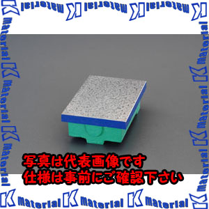 【P】【代引不可】【個人宅配送不可】ESCO(エスコ) 250x 250x 85mm 精密検査用定盤(JIS 1級) EA719XD-6[ESC048934]