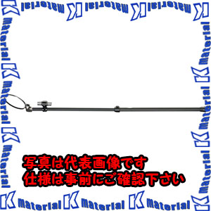 【P】【代引不可】【個人宅配送不可】ESCO(エスコ) 125x170mm/0.9-2.5m 伸縮型ミラー(ライト付) EA724BB-12A[ESC050185]