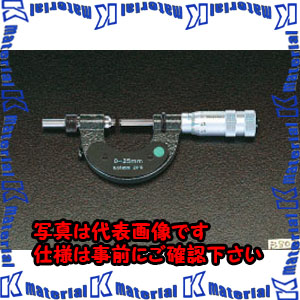 【P】【代引不可】【個人宅配送不可】ESCO(エスコ) 50- 75mm マイクロメーター(ゲージ取付型) EA725EC-3[ESC050676]