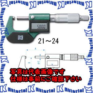 【P】【代引不可】【個人宅配送不可】ESCO(エスコ) 0- 25mm マイクロメーター(デジタル) EA725EH-21[ESC050714]