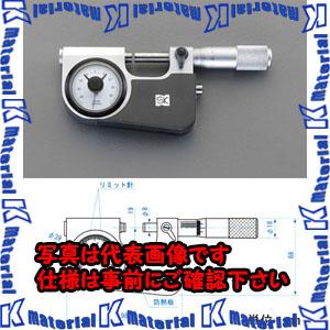 【代引不可】【個人宅配送不可】ESCO(エスコ) 0-25mm 指示マイクロメーター EA725EH-60[ESC050736]