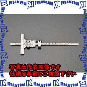 【P】【代引不可】【個人宅配送不可】ESCO(エスコ) 0-150mm[バーニア付]デプスゲージ EA725FD-41[ESC050853]