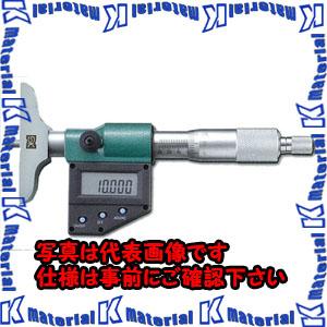 【代引不可】【個人宅配送不可】ESCO(エスコ) 0-25mm/101.5mm デプスマイクロメーター(デジタル) EA725FE-6[ESC050859]